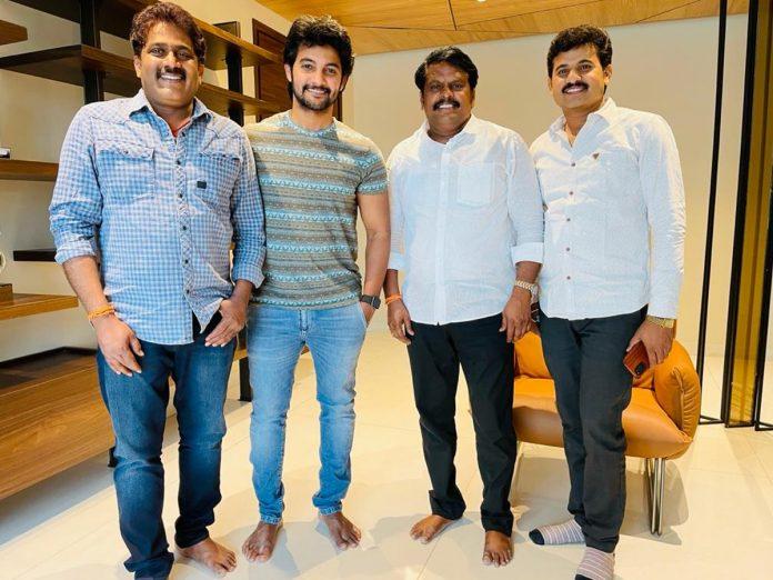 Aadi Sai Kumar Directed by Director Veerabhadram is announced