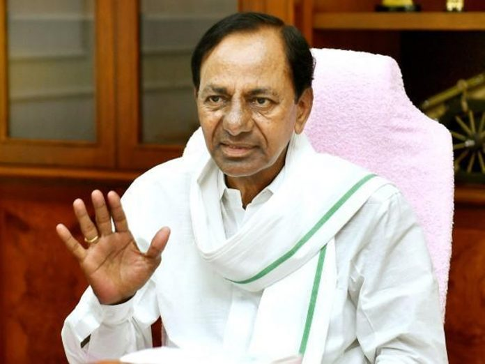 CM KCR Tests Positive for Covid-19