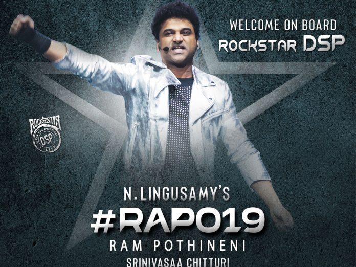 Welcoming Rockstar DSP Onboard for RAPO19