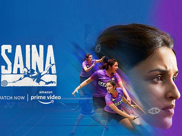 Saina Nehwal's biopic to premiere on Amazon Prime on April 23