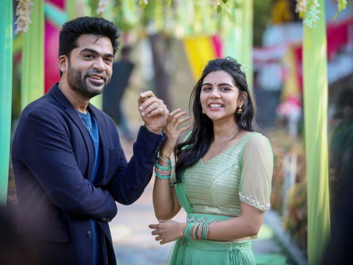 Simbu acting 6 minute within single take to Manadu Movie