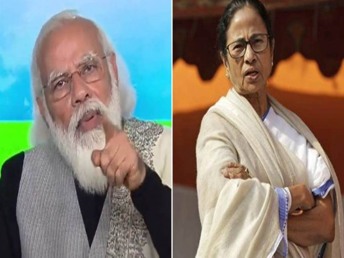 ప్రధానితో బెంగాల్ సీఎం భేటీ...
