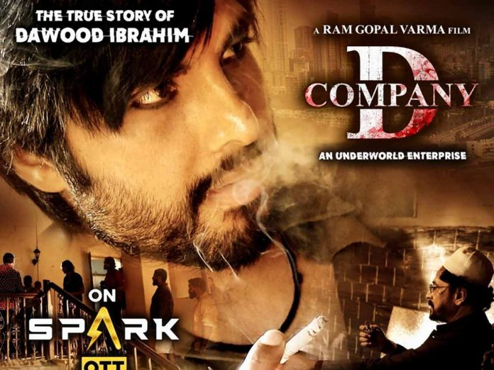 RGV's D Company Movie to Release on May 15th
