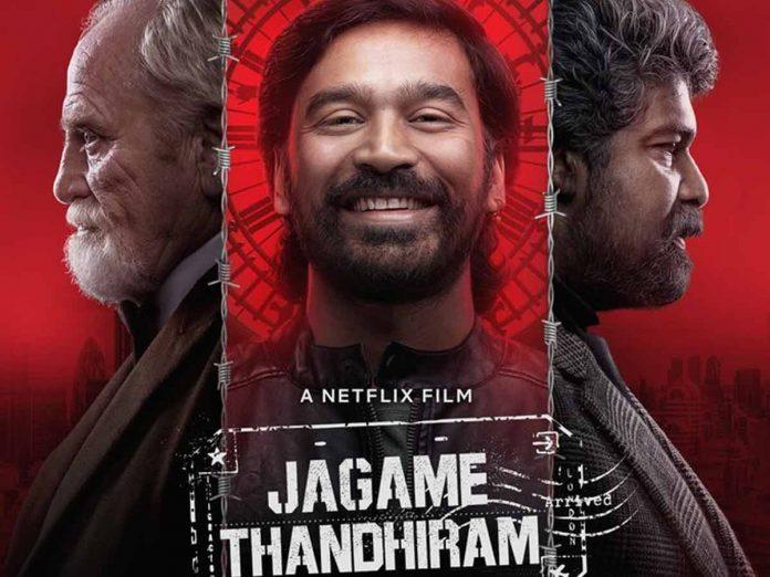 Jagame Thandhiram trailer arrives on 1st June