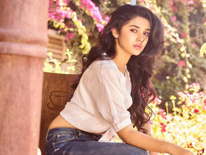 Kriti Shetty refused Teja Movie Offer