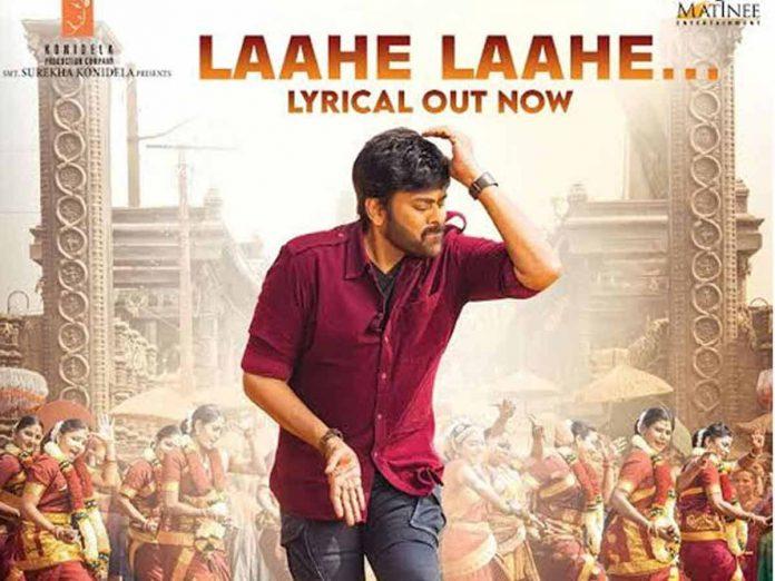 30M+ to Laahe Laahe Song From Acharya