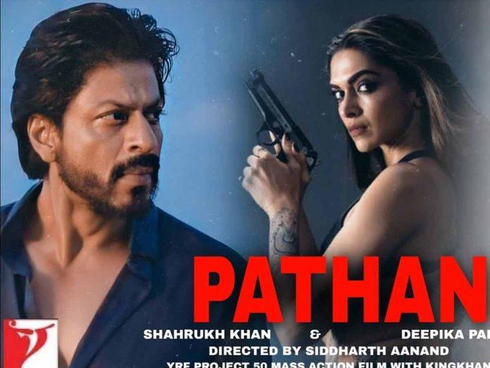 Deepika Padukone and Shah Rukhan Ready to Shoot for Pathan