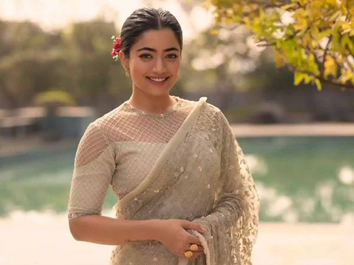 Rashmika wants to go on a date with Pan-India star