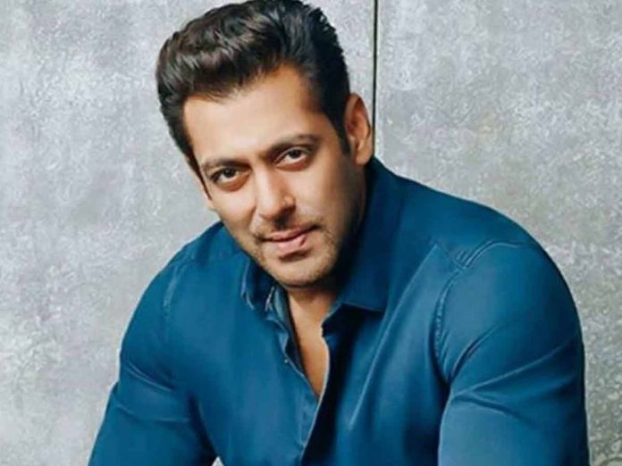 Salman Khan Receives Second Dose of Covid Vaccine