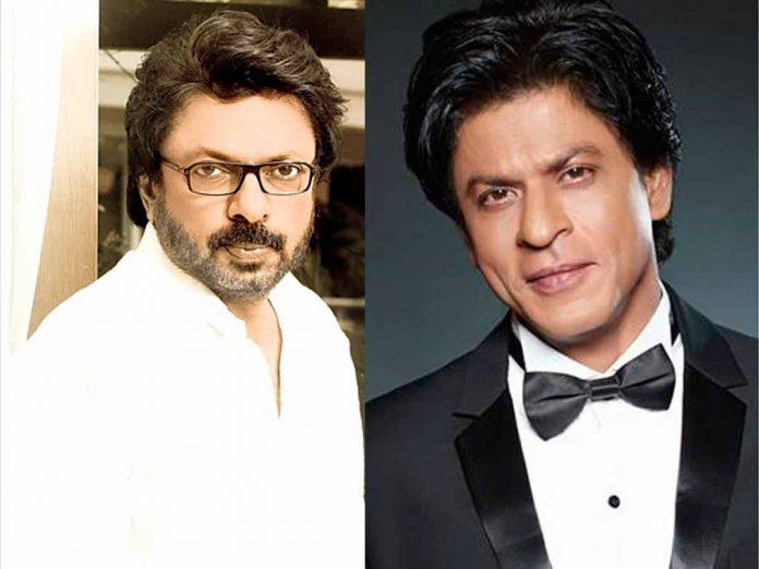 Shah Rukh Khan to reunite with Sanjay Leela Bhansali