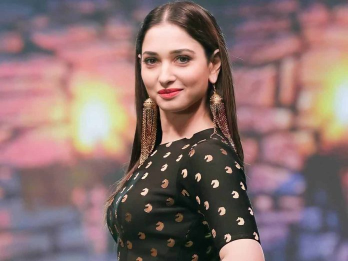 Tamannaah to dub for her roles in Seetimaarr & F3 movies