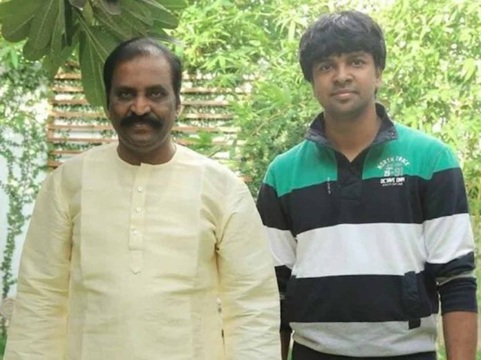 Vairamuthu's son Comments on Singer Chinmayi