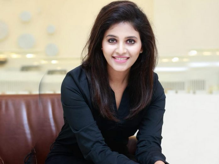Actress Anjali Birth Day Special