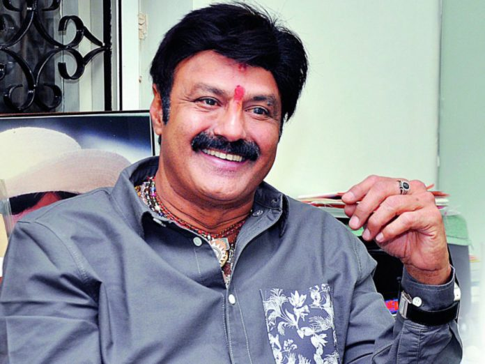 Nandamuri Balakrishna Message to Fans