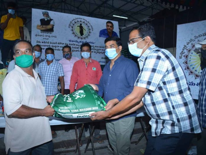 TFI Producers Help To 600 Cine Workers During Covid-19