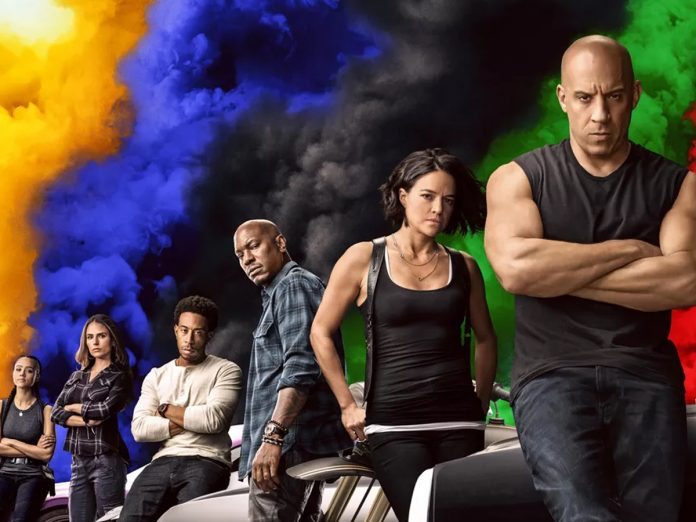 Vin Diesel confirms Fast 10 shoot will begin January of 2022