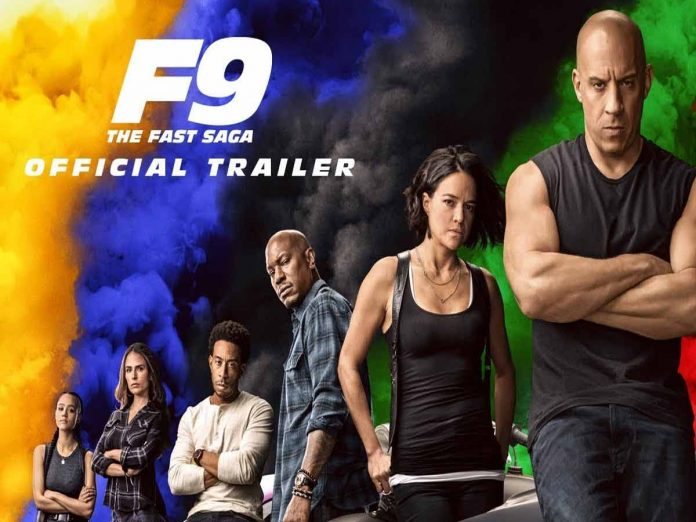 FAST & FURIOUS 9 – You Know It's Fast When Trailer