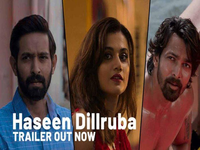 Haseen Dillruba Trailer Out Now