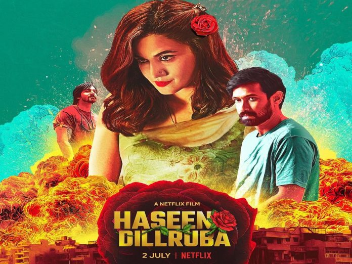 Taapsee Pannu's 'Haseen Dilruba' Now Streaming on Netflix