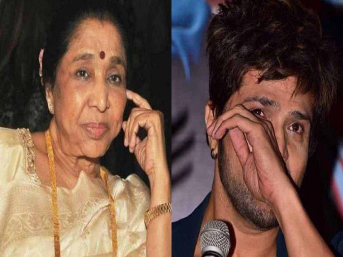 Asha Bhosle Once Wanted to Slap Himesh Reshammiya