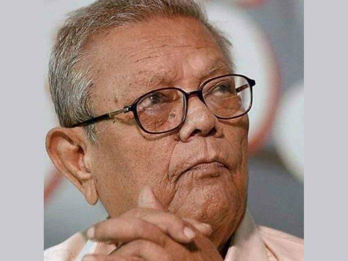 Veteran writer and founder of Kathanilayam Kalipatnam Ramarao passes away
