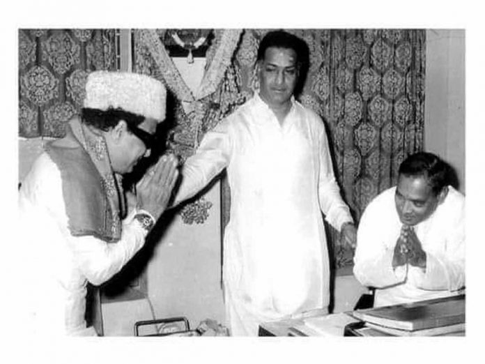 What happened that day between NTR, MGR and PV Narasimha Rao