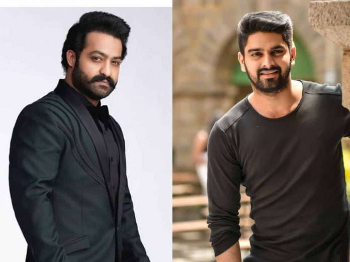 Naga Shourya and NTR in Times Most Desirable Men-2020 List