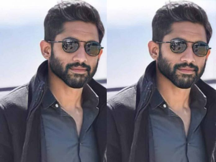 Latest Click of Naga Chaitanya from the sets of Thank You Movie