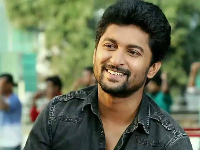Nani Shares a Selfie with quirky Caption