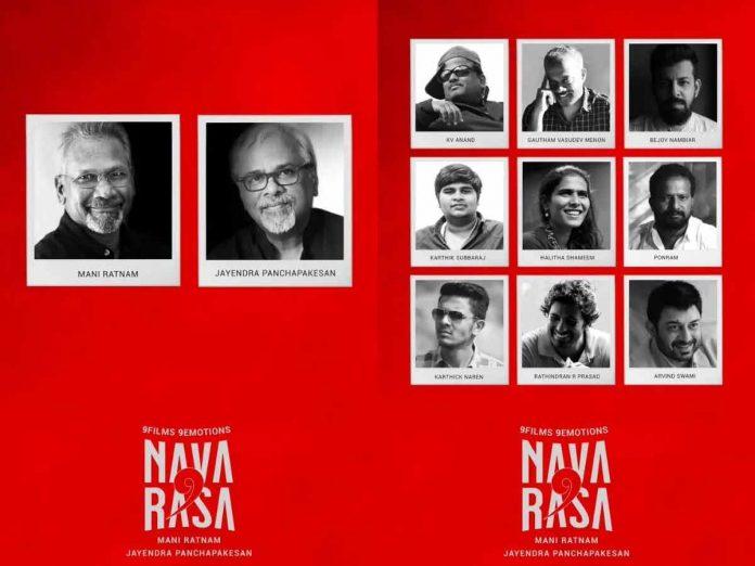 Cinematographer PC Sreeram Reveals Navarasa's Release Date