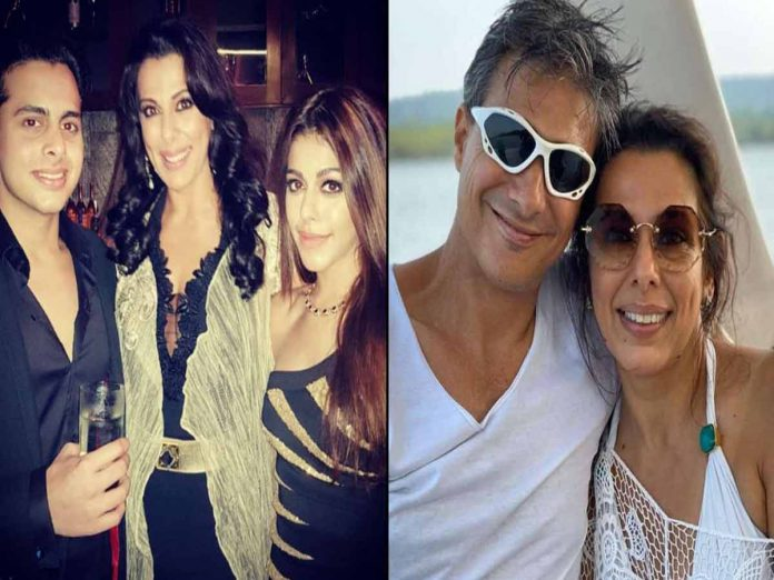 Pooja Bedi reveals she 'went to ex-husband's wedding with their kids'!