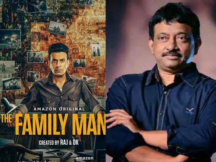 Ram Gopal Varma review on The Family Man 2