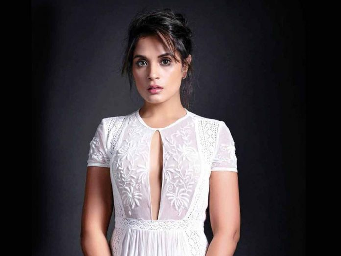 Richa Chadha shares her funny cooking video