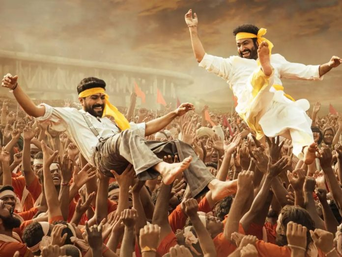 Ram Charan, NTR is ready for an epic song shooting in RRR