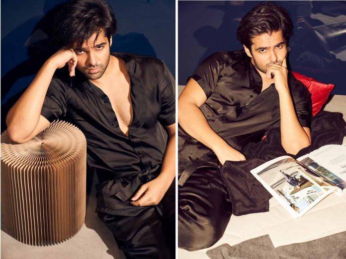 Ram Stands Top 2 This Year in Hyd Times Most Desirable Men 2020
