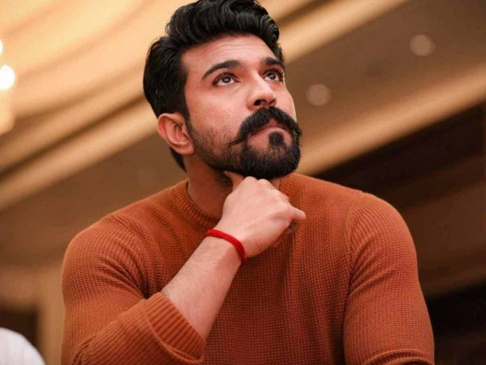 Ram Charan thanks fans for their charity during pandemic