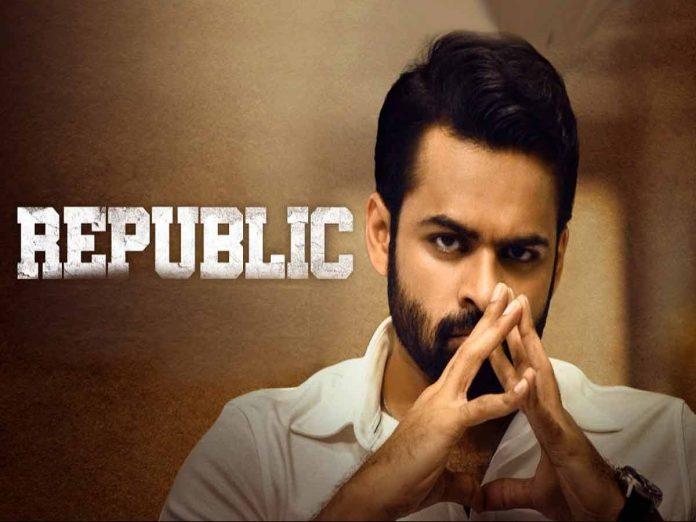 Sai Tej's Republic Movie to Get OTT release ?