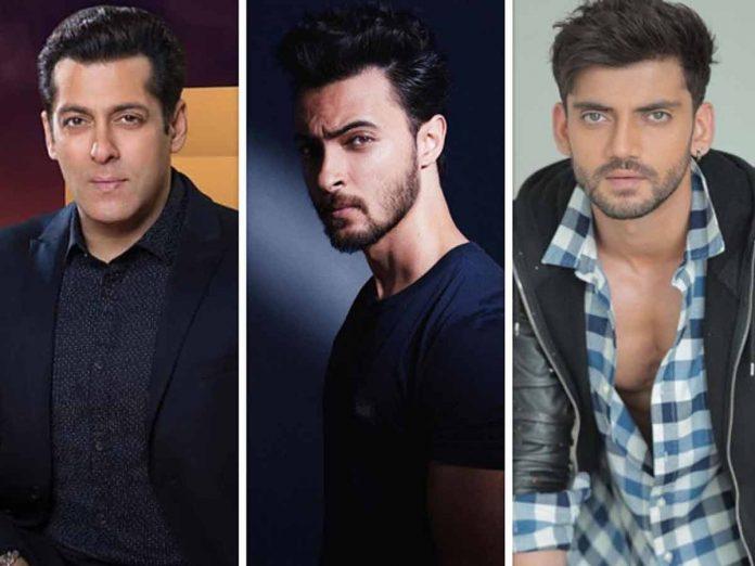 Salman Khan, Aayush Sharma and Zaheer Iqbal to play brothers in Kabhi Eid Kabhi Diwali