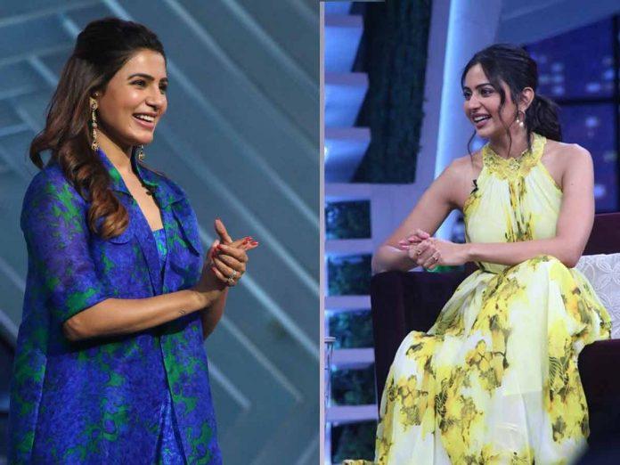 Rakul Preet Singh's Family Becomes Samantha's Fans