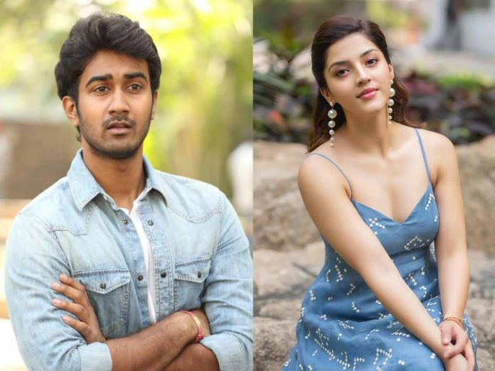 Santosh Sobhan and Mehreen's web series Title revealed