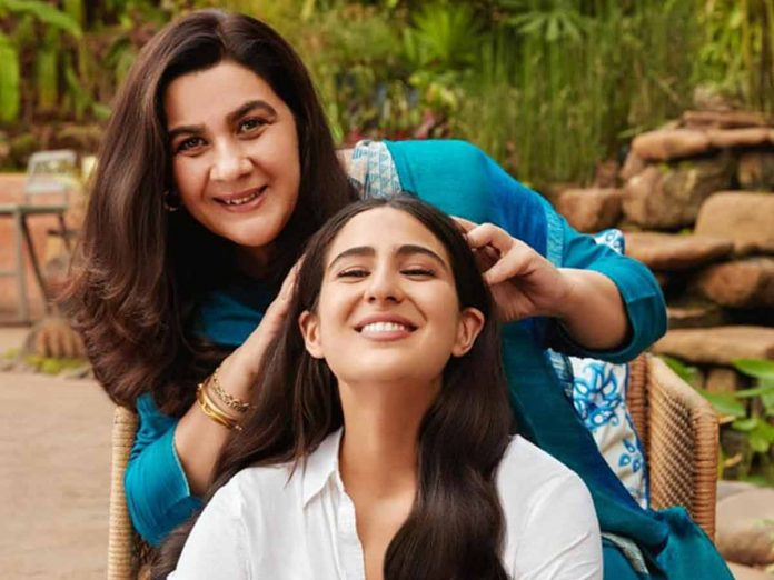 Sara Ali Khan & Amrita Singh Team Up For The First Time For A Brand Endorsement