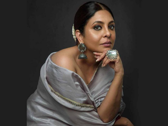 Shefali Shah : I was 20 years old when I played a mom of 45