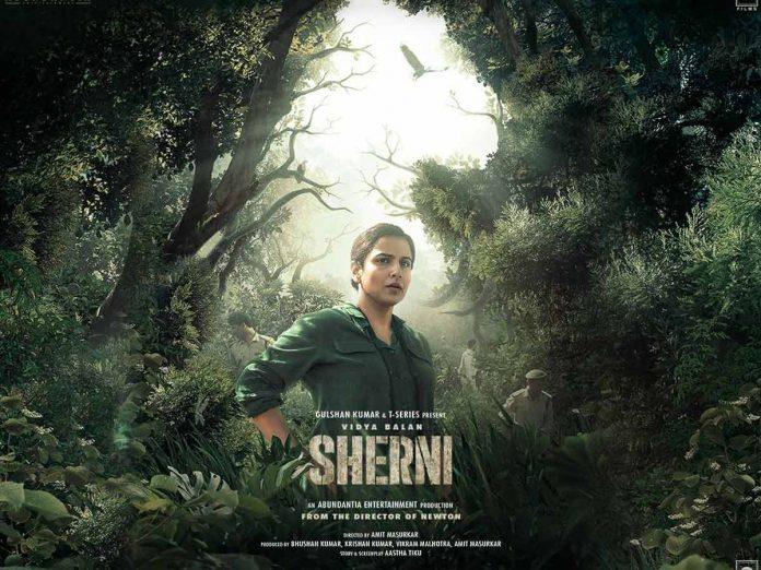 Vidya Balan Sherni Trailer Released