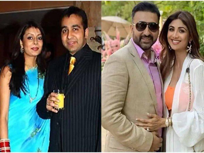 Raj Kundra reacts sharply to an old video of ex-wife Kavita's claims on Shilpa shetty