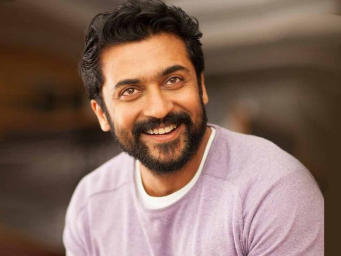 Surya has Donated Rs.5000 to 250+ Suriya Fan Club Officials