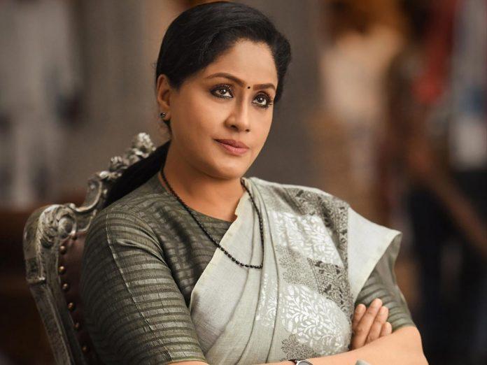 Senior Actress Vijayashanthi Birthday Special