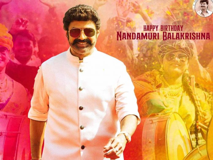Balakrishna Thanked all the Fans for their warm birthday wishes