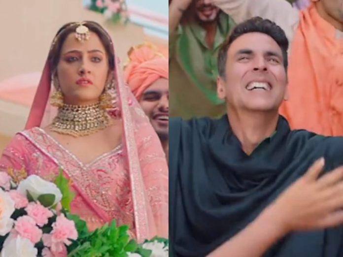 Akshay Kumar has best reaction to hilarous Memes on Filhaal 2 Mohabbat Song
