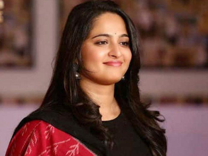 Anushka Shetty's Next Project Shelved ?