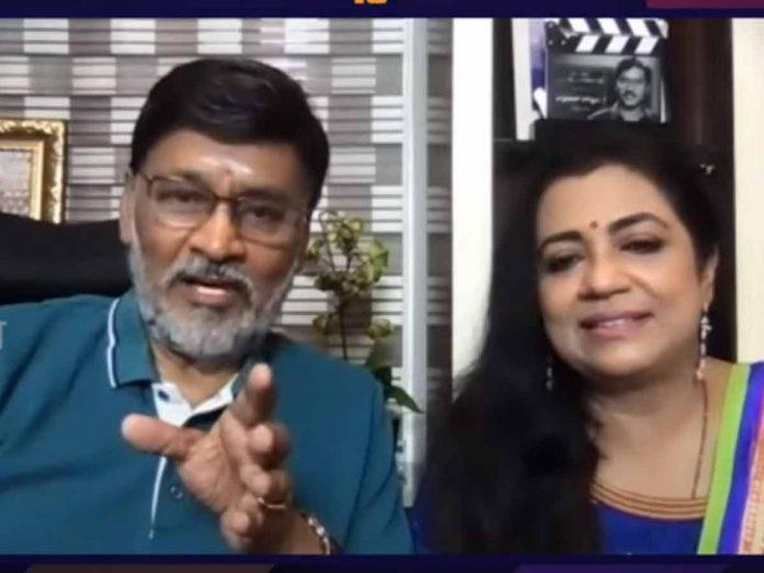 Bhagyaraj Exclusive Interview Promo Goes Viral